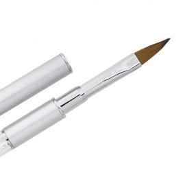 Acrylic Brush #8 Synthetic Glitter