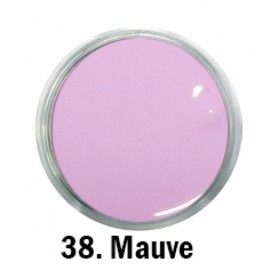 Acril Paint - no.38. - Mauve