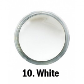Acril Paint - no.10. - White