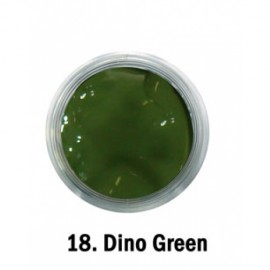 Acril Paint - no.18. - Dino Green