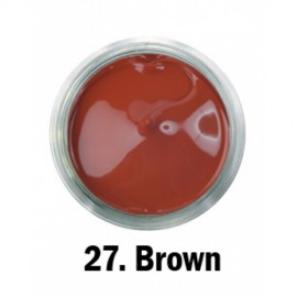 Acril Paint - no.27. - Brown
