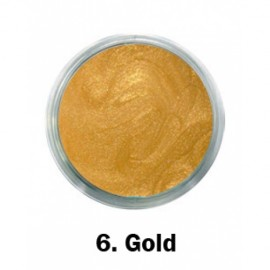 Acril Paint - no.06. - Gold