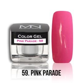 Color Gel - no.59. - Pink Parade