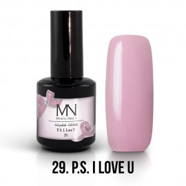 Gel Polish 29 - PS I love U 12ml