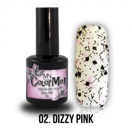 ColorMe! Dizzy no.02. - Dizzy Pink 8 ml