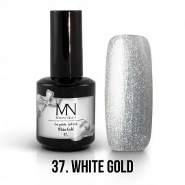 Gel Polish 37 - White Gold 12 ml