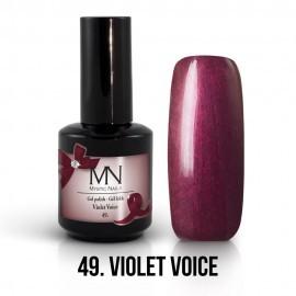 Gel Polish 49 - Violet Voice 12ml