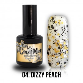 ColorMe! Dizzy no.04. - Dizzy Peach 8 ml