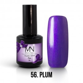 Gel Polish 56 - Plum 12 ml
