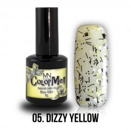 ColorMe! Dizzy no.05. - Dizzy Yellow 8 ml