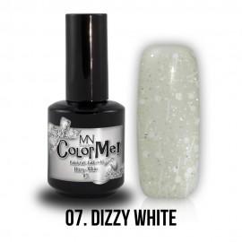 ColorMe! Dizzy no.07. - Dizzy White 8 ml