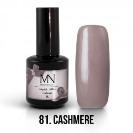 Gel Polish 81 - Cashmere 12ml