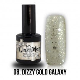 ColorMe! Dizzy no.08. - Dizzy Gold Galaxy 8 ml