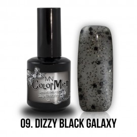 ColorMe! Dizzy no.09. - Dizzy Black Galaxy 8 ml