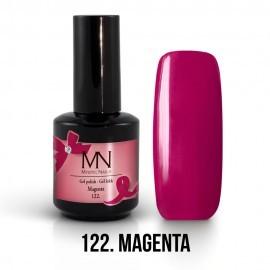 Gel Polish 122 - Magenta 12ml
