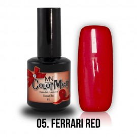 ColorMe! no.05. - Ferrari Red 12 ml