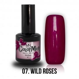 ColorMe! 07 - Wild Roses - 12ml Gel Polish