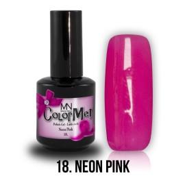 ColorMe! 18. - Neon Pink 12 ml Gel Polish