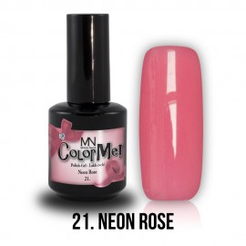 Gel Polish 21 - Neon Rose 8 ml