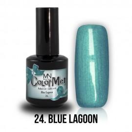 ColorMe! 24 - Blue Lagoon 12ml Gel Polish