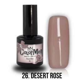 ColorMe! 26 - Desert Rose 12ml Gel Polish