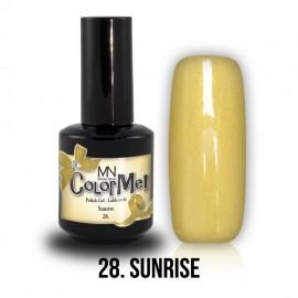 Gel Polish 28 - Sunrise 8 ml