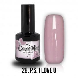 ColorMe! 29 - PS I love U 12ml Gel Polish