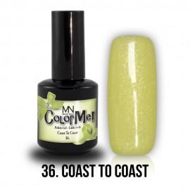 Gel Polish 36 - Coast to Coast 8 ml
