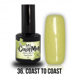 Gel Polish 36 - Coast to Coast 8 ml