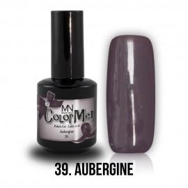 ColorMe! 39 - Aubergine 12ml Gel Polish