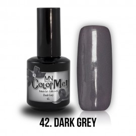 ColorMe! 42 - Dark Grey 12ml Gel Polish