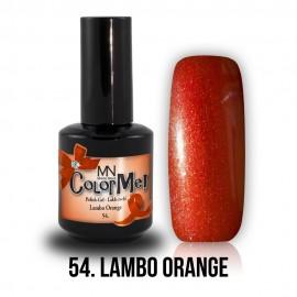 ColorMe! 54 - Lambo Orange 12ml Gel Polish