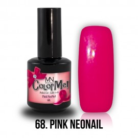 ColorMe! 68 - Pink NeoNail 12ml Gel Polish