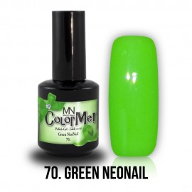 ColorMe! no.70. - Green NeoNail 12 ml