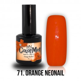 ColorMe! no.71. - Orange NeoNail 8 ml