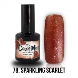 ColorMe! 78 - Sparkling Scarlet 12ml Gel Polish
