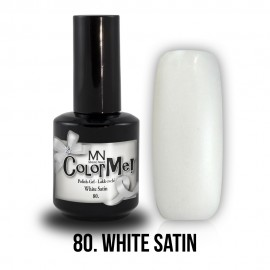 ColorMe! no.80. - White Satin 8 ml