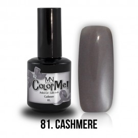 ColorMe! 81 - Cashmere 12ml Gel Polish
