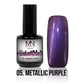 ColorMe! Metallic no.05. - Metallic Purple 8 ml