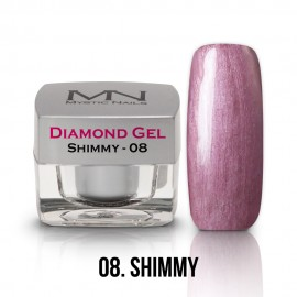 Diamond Gel - no.08. - Shimmy - 4g