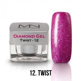 Diamond Gel - no.12. - Twist - 4g