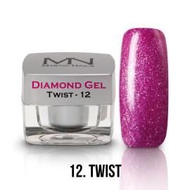 Diamond Gel - no.12. - Twist - 4g