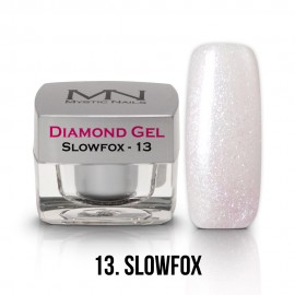 Diamond Gel - no.13. - Slowfox - 4g
