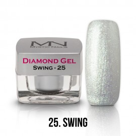 Diamond Gel - no.25. - Swing - 4g