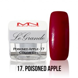 LeGrande Color Gel - no.17. - Poisoned Apple - 4 g