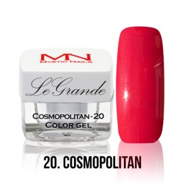LeGrande Color Gel - no.20. - Cosmopolitan - 4 g