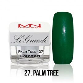LeGrande Color Gel - no.27. - Palm Tree - 4 g