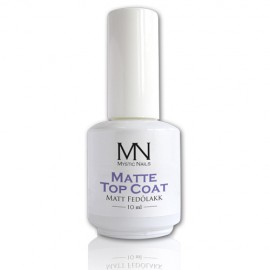 Matte Top Coat - 10ml