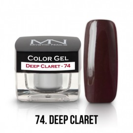 Color Gel - no.13. - Deep Claret