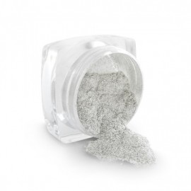 Chrome Mirror Pigment Silver 2g